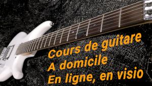 Cours de guitare 2020-2021