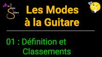 Les modes : définition